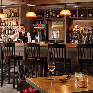 Sidney's bar Actons Hotel Kinsale